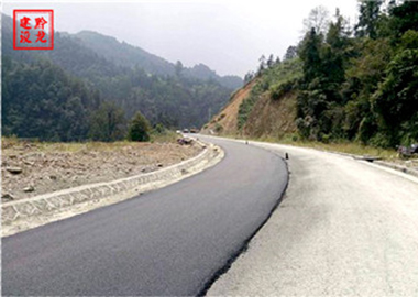 瓮安县S308道路建设项目