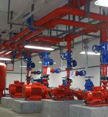 消防设施工程专业承包贰级